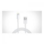 Кабель PowerPlant USB - Lightning (iPhone 5, 5S, 6), 1m