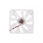 Кулер для кейса Thermaltake Pure 12 LED DC Fan Blue, Прозрачный