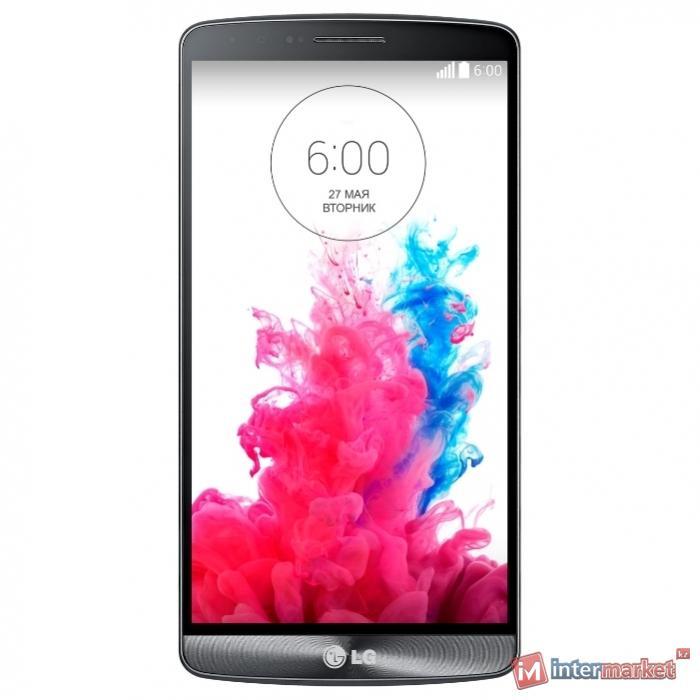 Смартфон LGG3 D855 (Black)