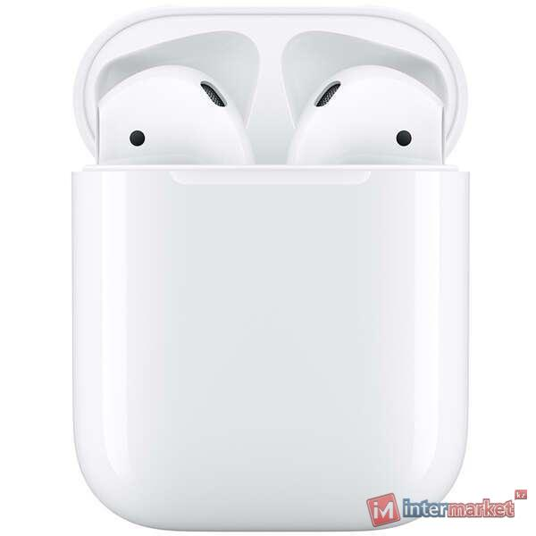 Наушники гарнитура Apple Airpods (MV7N2RU/A)
