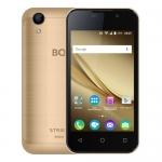 "Смартфон BQ-4072 Strike Mini Темно Синий 4""/800x480WVGA/SC7731C, 4 ядра/1+8Gb/5+2MP/1300 мА/3G /"