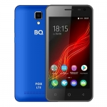 Смартфон BQ BQ-4500L Fox LTE Blue